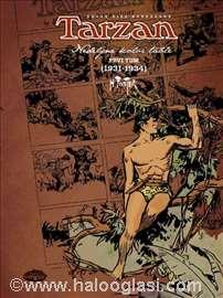 Tarzan - Nedeljne kolor table 1