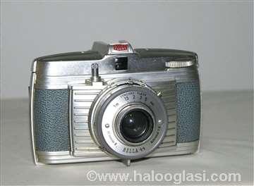 Bilora fotoaparat za Rol-film 127, format 4x4 cm