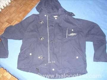Jeanseria del Corso tamnoplava jakna