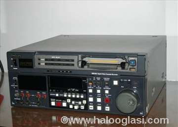 Philips DCR-850 DVCPRO recorder-player