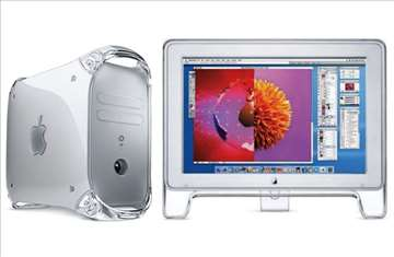 Power Mac G4 867 MHz + Apple LCD monitor