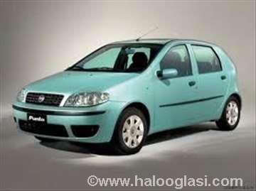 Fiat Punto 3, Punto 2 sa ABS, Paknovi