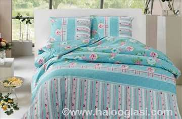 Misk tirkiz posteljina
