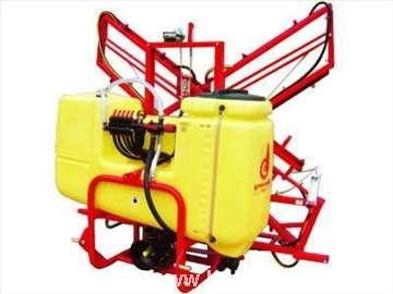 Nošena prskalica AGS 600-800 E Agromehanika