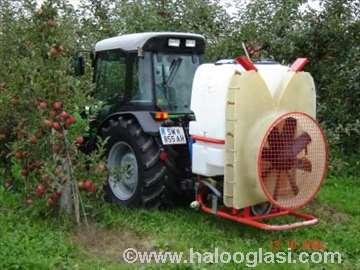 Nošeni atomizer AGP 200-500 EN/U Agromehanika