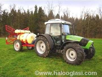 Vučena prskalica AGS 1500 EN Agromehanika