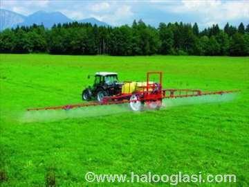 Vučena prskalica AGS 2000-3000 EN Agromehanika