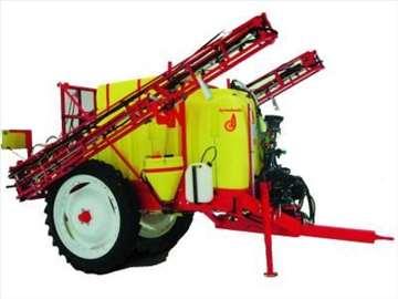 Vučena prskalica AGS 2000-3000 EN/BDL Agromehanika