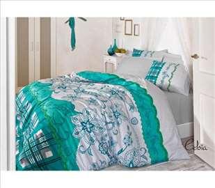 Celzia zelena posteljina
