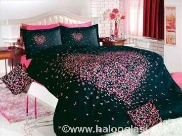 Romantik posteljina
