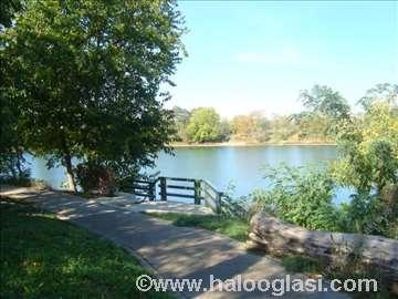 Belocrkvanska jezera, kuća za odmor