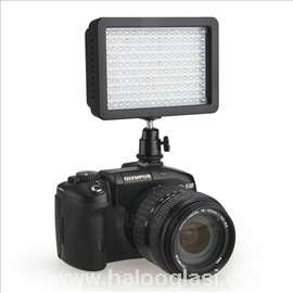 LED reflektor 160 Dioda/12W-foto/video
