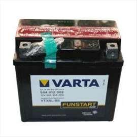 Akumulator moto. 12V 4Ah 30A Desno+ VARTA YTX5L-BS 99A029