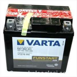 Akumulator moto. 12V 7Ah 110A Desno+ VARTA YTZ7S-BS 99A030