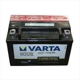 Akumulator Moto 12V 9Ah AGM  levo+ gel YTX9-BS VARTA 99A011