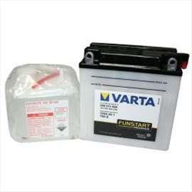 Akumulator Moto 12V 9Ah FRESHPACK levo+, kiselina YB9-B VARTA 99A026