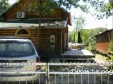 Crna Gora, Ada Bojana, kuća za odmor