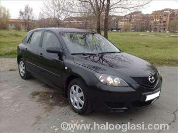 Mazda 3 menjač