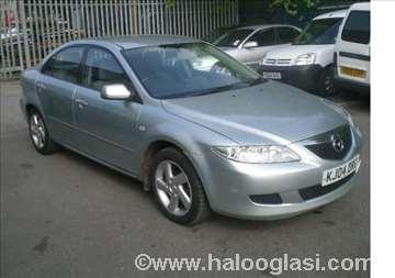 Mazda 6 menjač