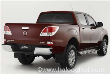 Mazda bt-50 vrata, u raznim bojama