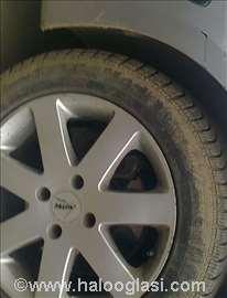 Peugeot 206 fabričke felne