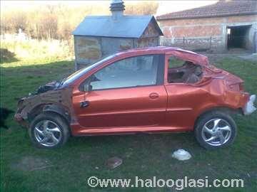 Peugeot 206  karteri – metalni i aluminijumski