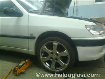 Peugeot 307 fabričke felne
