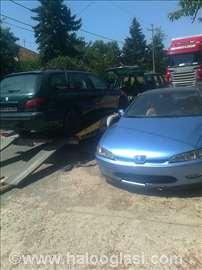 Peugeot 406 stakla