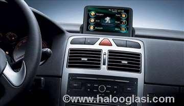 Peugeot vozila, veliki izbor fabričke navigacije