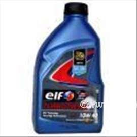 Ulje motorno ELF Turbo Diesel 10w40 ◊ polusintetika 1L/1 ◊ 99U0175