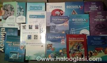 8 razred - komplet udžbenici