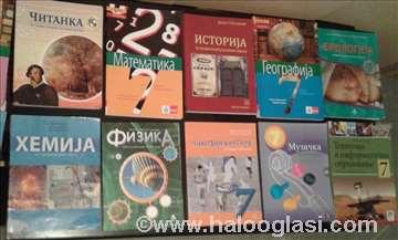 Osnovni komplet- 7 razred- udžbenici Logos Klett
