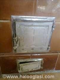 Vrata od kaljeve peći