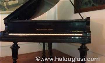 Polukoncertni klavir Lauberger & Gloss