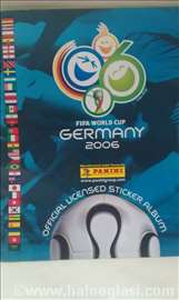 Panini album Germany 2006