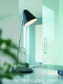 Stona crna lampa Ango
