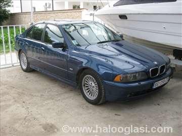 BMW  520 E39 restilyng