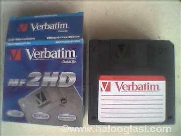 Verbatim 3.5 Microdisks Flopidisk