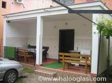 Crna Gora, Čanj, kuća za odmor, apartman