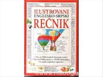 Ilustrovani englekso-srpski rečnik