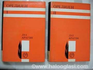 Luj Aragon - Orelijen 1 - 2 - dve knjige