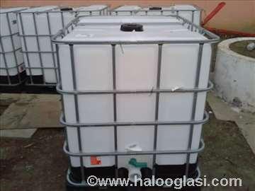 Rezervoari 1000 litara pogodni za pojilice