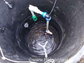 Sistem kanalizacije za prepumpavanje fekalnih voda