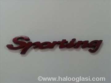 Znak Sporting
