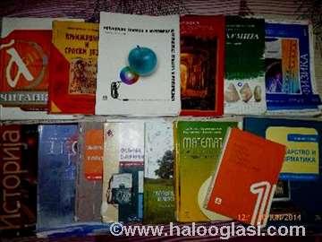 Srednja Elektrotehnička udžbenici- knjige