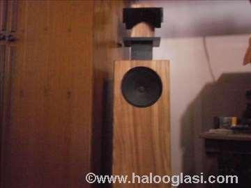 Isophon široko pojasni+super visoki zvučnici