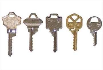 Narezivanje ključeva