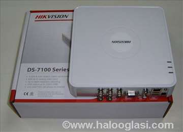 Digitalni video rekorder HikVision DS 7104 HWI SL