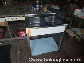 Dvodelna sudopera povoljno