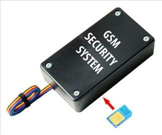 GSM dojava za alarme Paradox